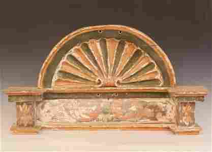 Early Italian Crest