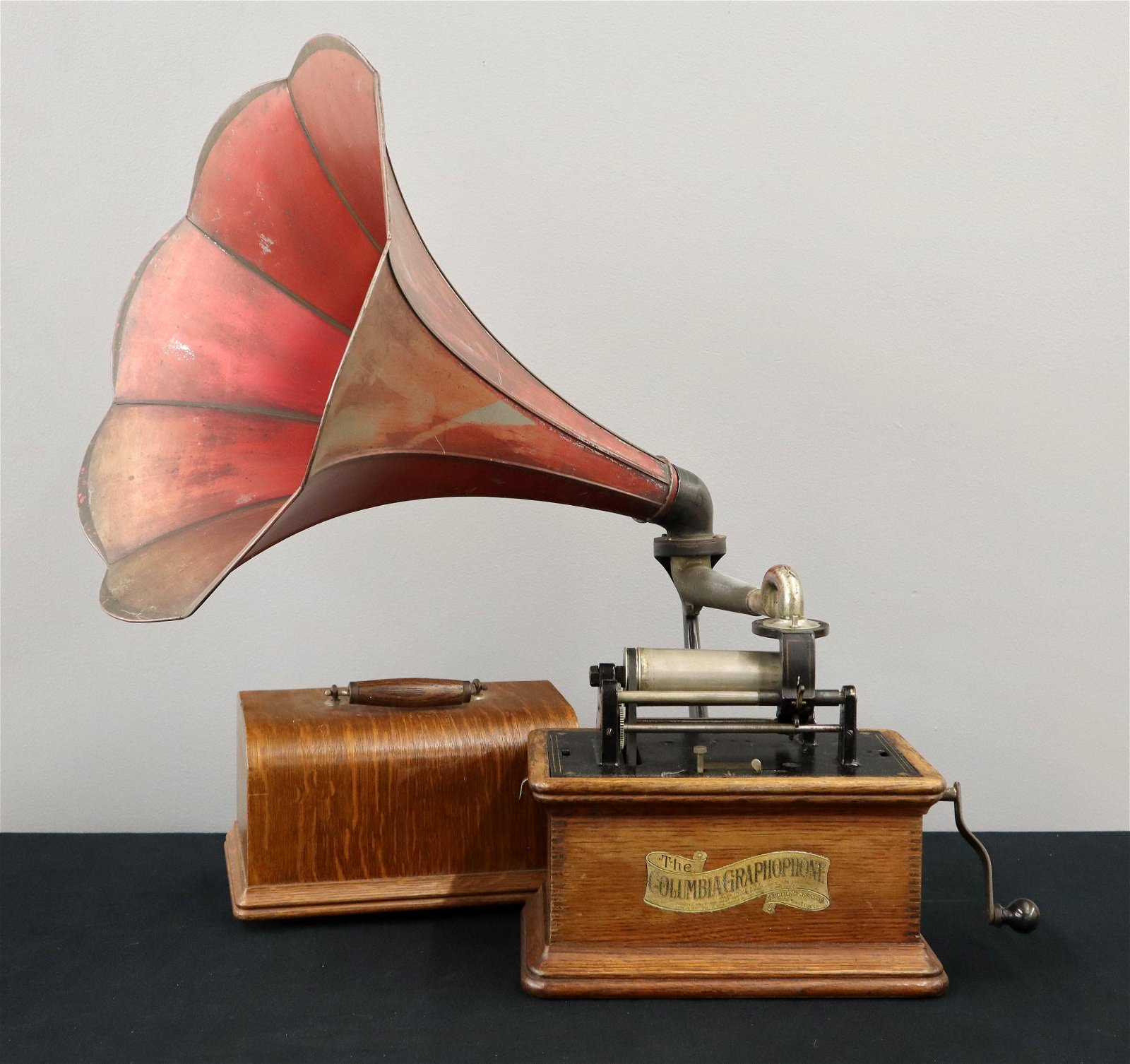 Columbia Cylinder Phonograph