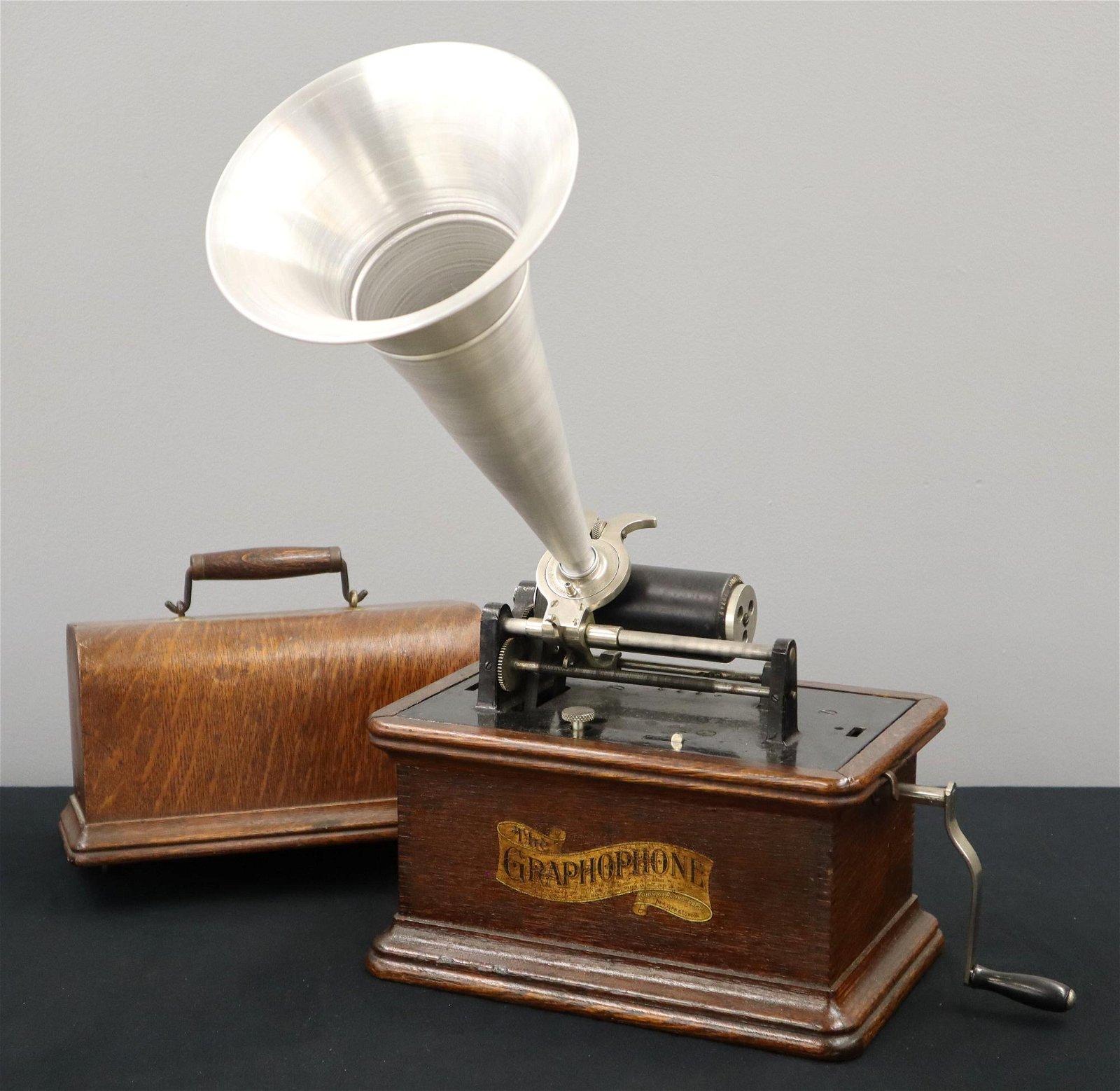 Columbia Cylinder Phonograph