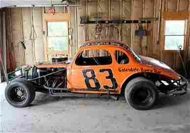 Vintage Open Wheel Stock Car