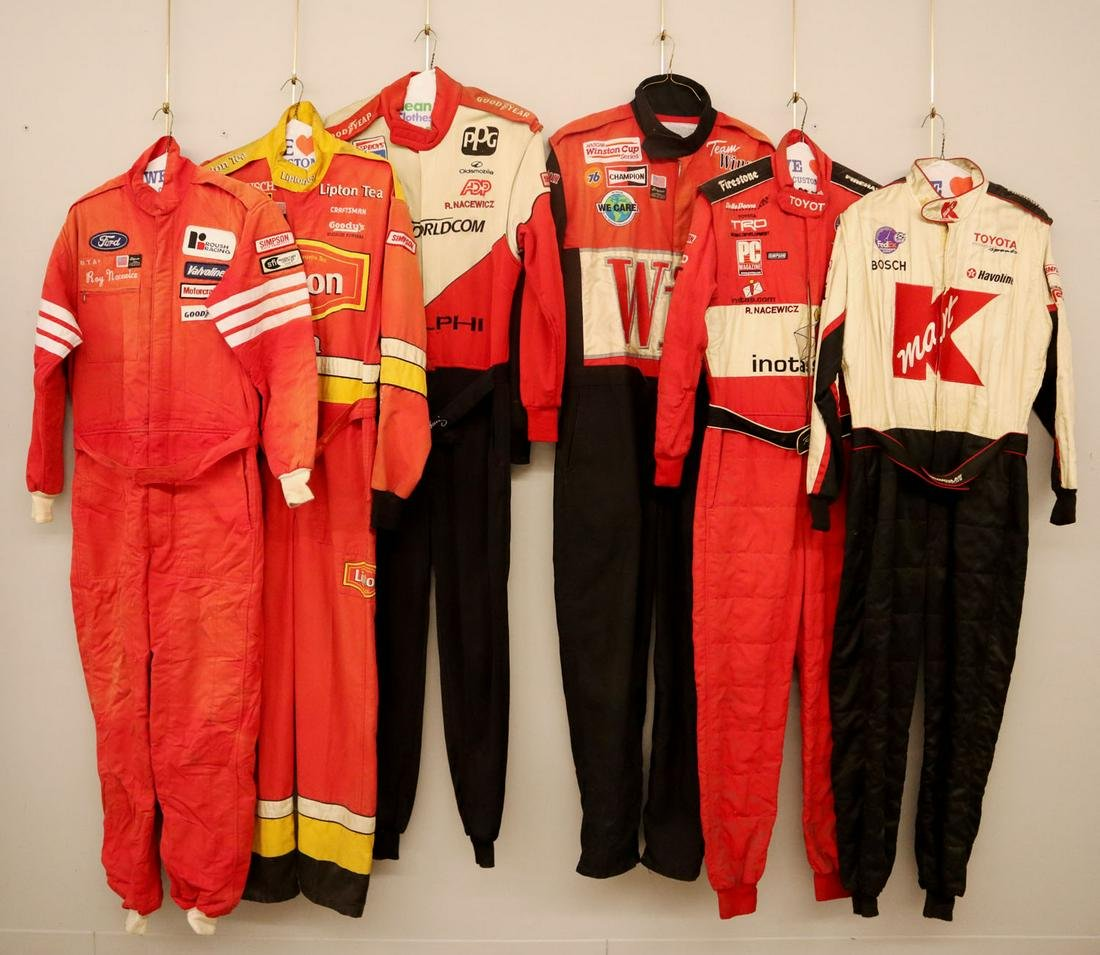 6 Racing Suits
