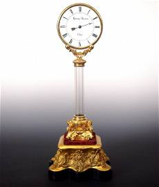 Robert-Houdin Double Mystery Clock