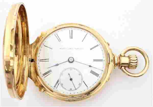 Elgin 14k Gold Pocket Watch