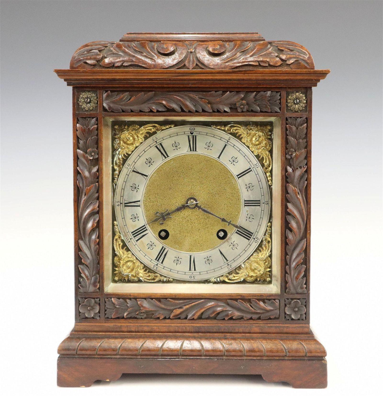 Lenzkirch Bracket Clock