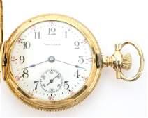 AWW Co. 14k Gold Ladies Pendant Watch
