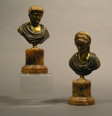 4: Pr Bronze Busts