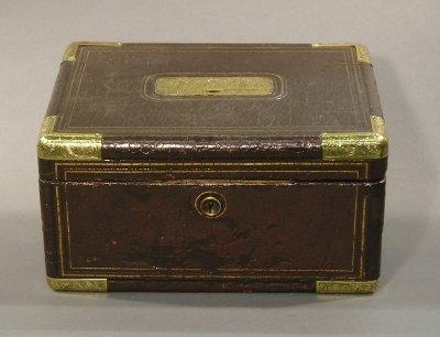 16: Leather Box