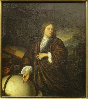18: Portrait of Columbus o/c