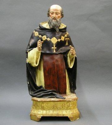 24: Italian Saint Figure