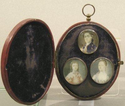 232: Portrait Miniature