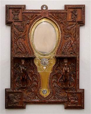 Indian Aranmula Kannadi Wedding Mirror