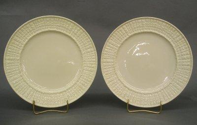 9: 2 Belleek Plates