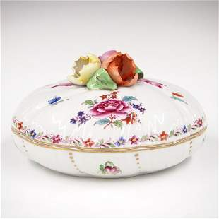 Herend Covered  Dish