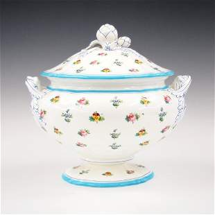 Minton Covered Serving Bowl