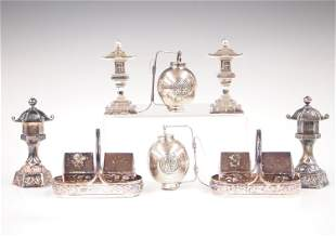 4 Pairs of Indonesian Shakers