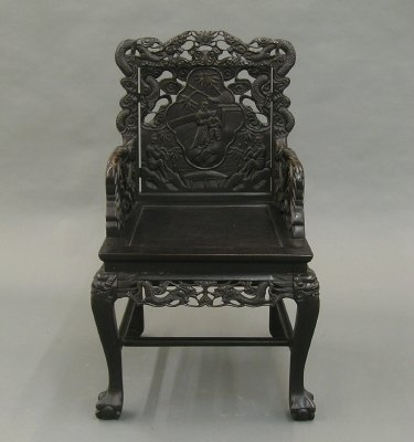 4: Chinese armchair