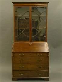 30: Georgian Secretary bookcase