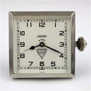 Jaeger Car Clock