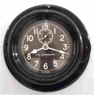 Chelsea Engine Room Clock