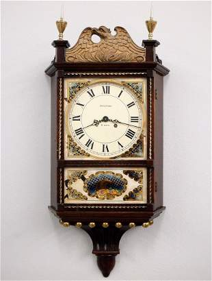 Waltham Mini Colonial Wall Clock