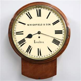 English Gallery Clock