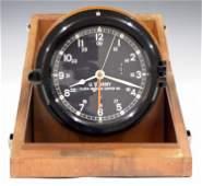 Seth Thomas U.S. Army Field Clock