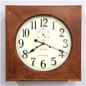Ansonia Fulton Gallery Clock