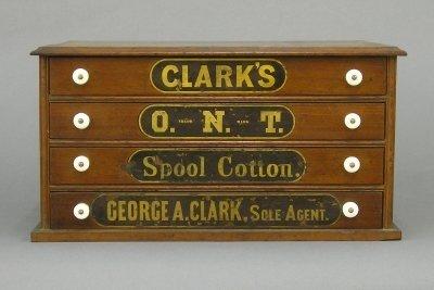 4: Spool cabinet