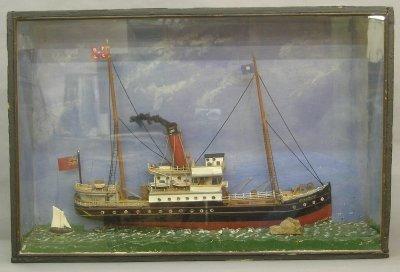 15: Ship Diorama