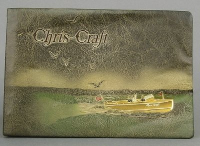 9: Chris Craft Book