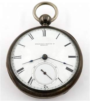 Tremont Watch Co. Pocket Watch