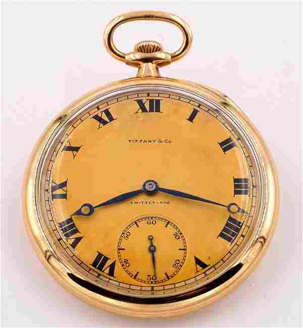 Patek Philippe 18k Pocket Watch