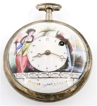 French Pocket Watch