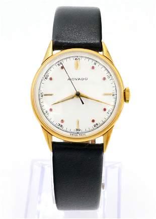 Movado 18k Wristwatch