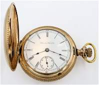 Hamilton Private Label Pocket Watch