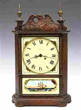 Waltham Colonial Shelf Clock