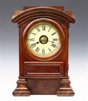 Seth Thomas Arch Top Shelf Clock
