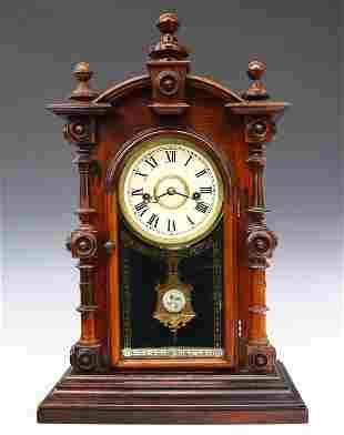 E N Welch Patti No. 1 Shelf Clock