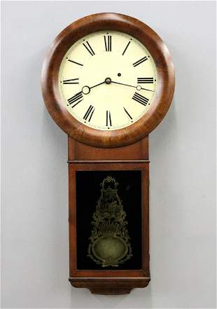 Seth Thomas Regulator No. 2 Wall clock