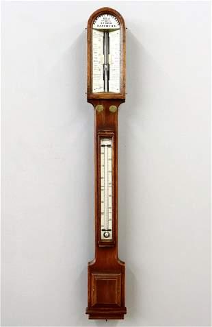 Negretti & Zambra Admiral Fitzroy Barometer