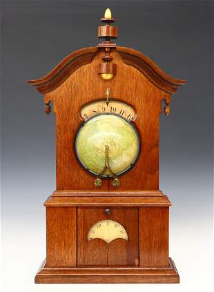 L. E. Whiting, Timby Solar Time Piece