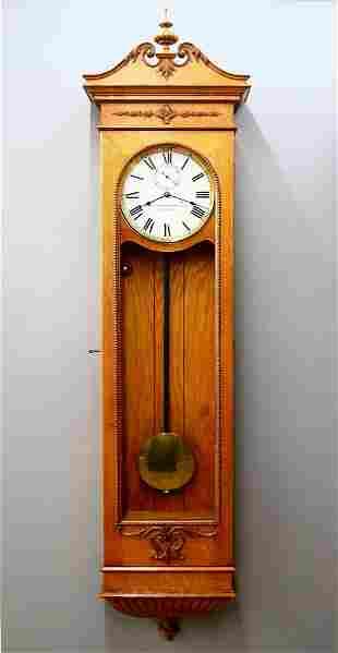 Self Winding Clock Co. Wall Clock