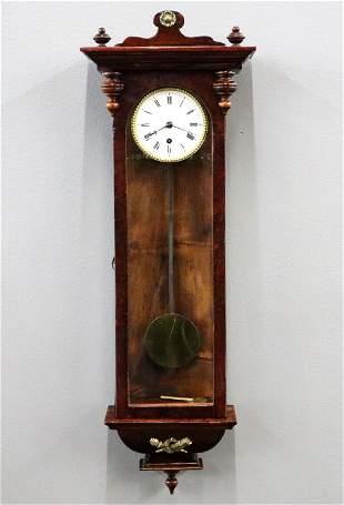 Mini Vienna Wall Clock