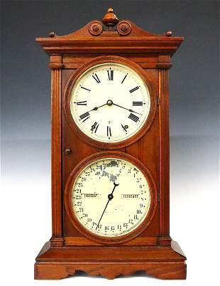 Seth Thomas No. 6 Calendar Shelf Clock