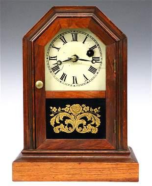 Atkins Cottage Clock