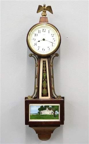 Mini New Haven Banjo Clock