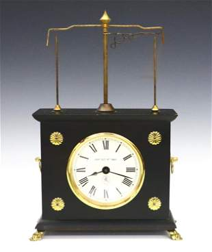 "Horolovar ""Ignatz"" Novelty Clock"