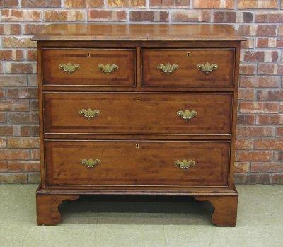4: Pr Georgian style chests
