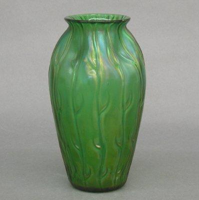 19: Loetz Art Glass vase