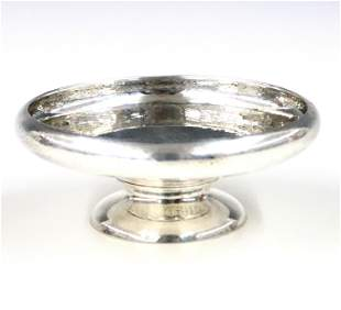 Gorham Sterling Footed Bowl